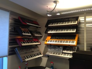 Fitting all the keys in the room
