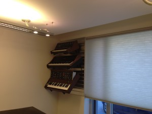 keyboard mounts