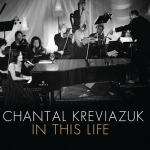 Chantal Kreviazuik album cover